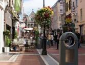 Dublin City Centre Litter Bins