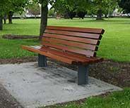 HC2026 Park Seat - Carrick-on-suir