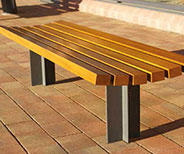 HC2026B Bench
