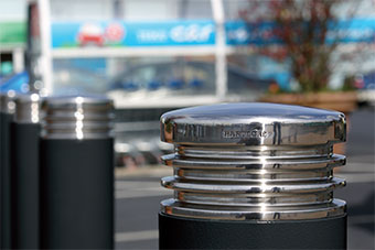 HC2066 Bollard (Powder Coat Finish)
