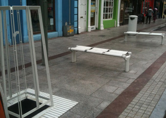 Tree Grilles and Protectors for Middleton, Cork, Ireland