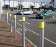 HC2011 Bollards with 150mm top