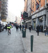 Hartecast chosen again for Grafton Street