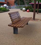 architectural street furnishings - street furniture bench