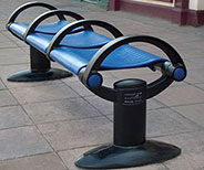 HC2020B Bench / HC2021B Bench