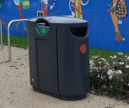 HC2053 recycle litter bin