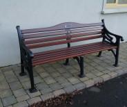 Memorial Park Seat