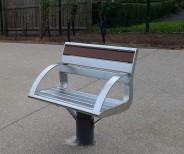 HC2045 range street furniture