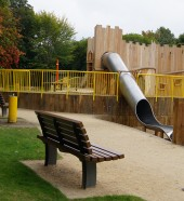 HC2026 Mardyke Playground - Park Seat
