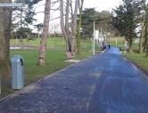 Portadown public park furniture