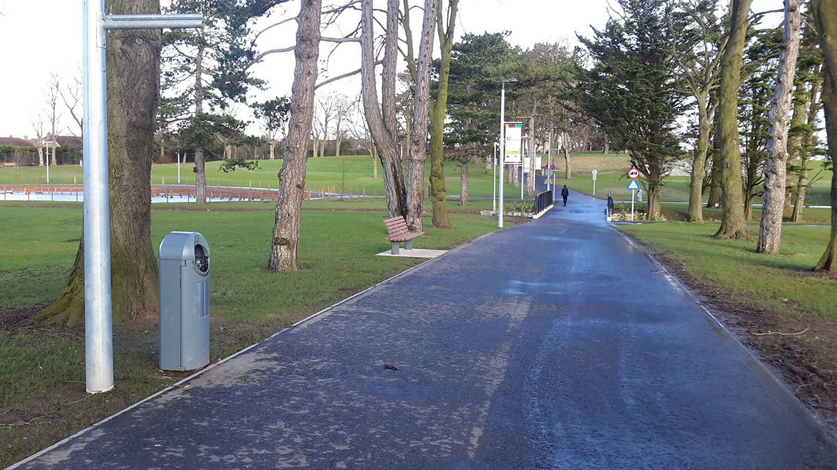 People's Park, Portadown, Co Armagh