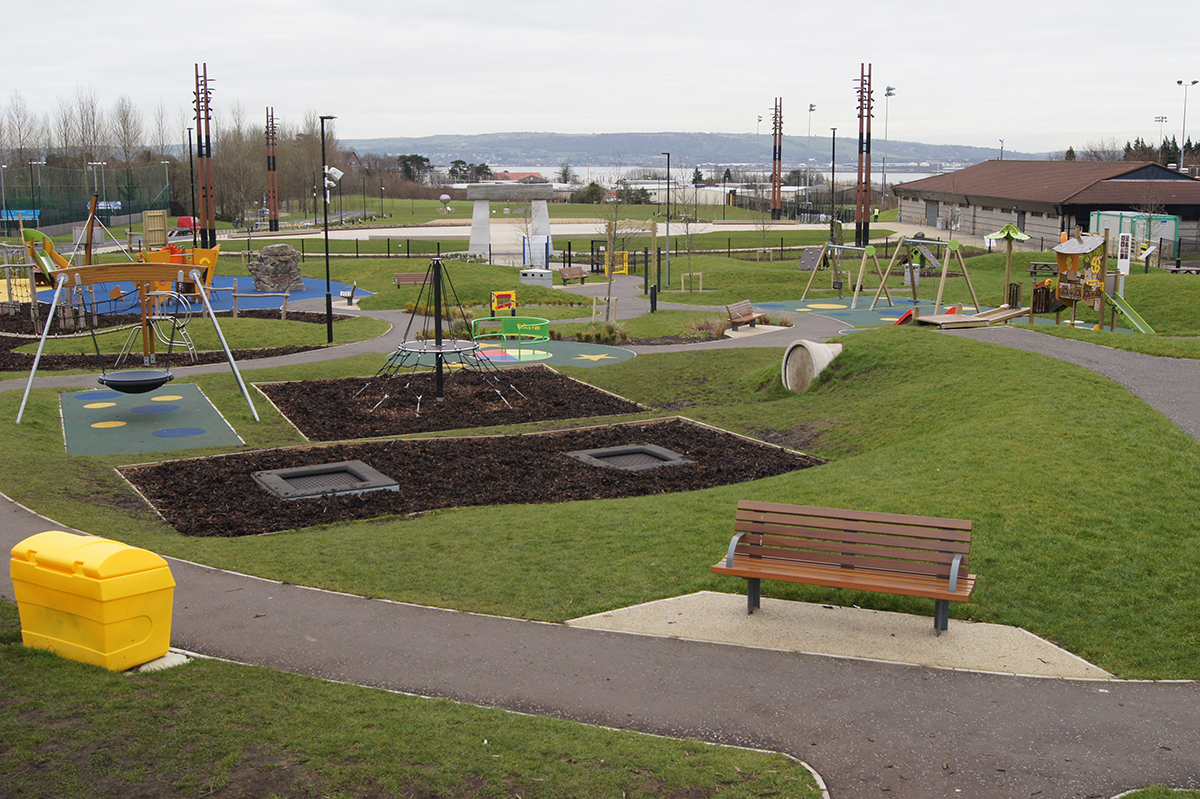 Valley Park , Newtownabbey