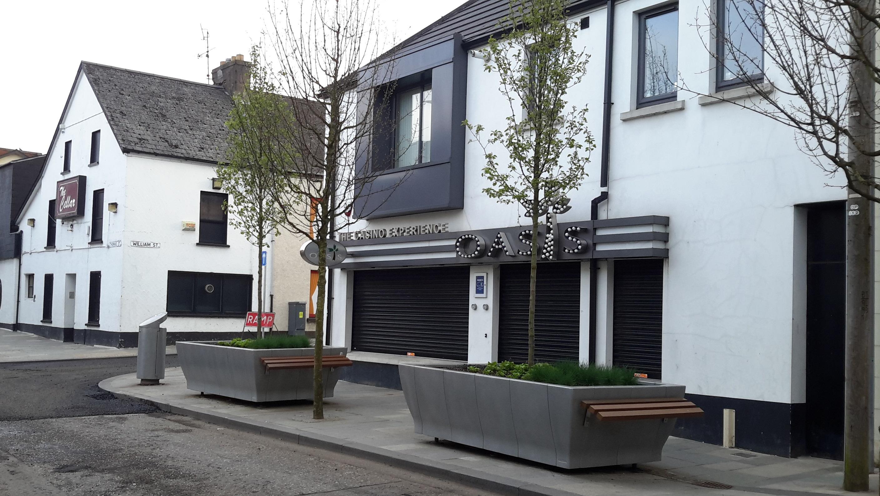 Ballymena Core Streets Public Realm