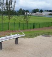 HC2045 Range bench