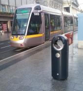LUAS Light Rail, Dublin