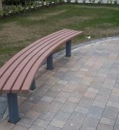 HC2027B Bench - curved