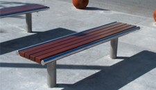 Street Furniture - Bench HC2024