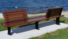 Street Furniture - Double Combo HC2026
