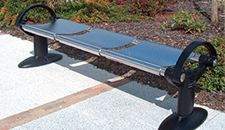 Street Furniture - Bench HC2031B