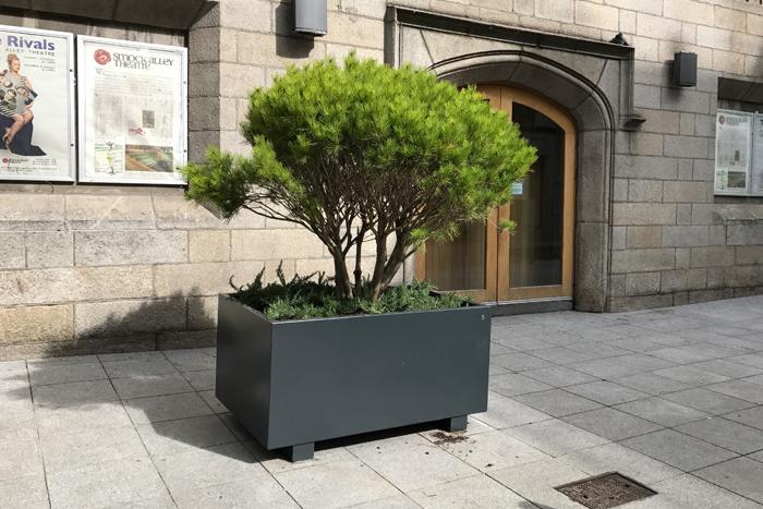 HC204 Planter