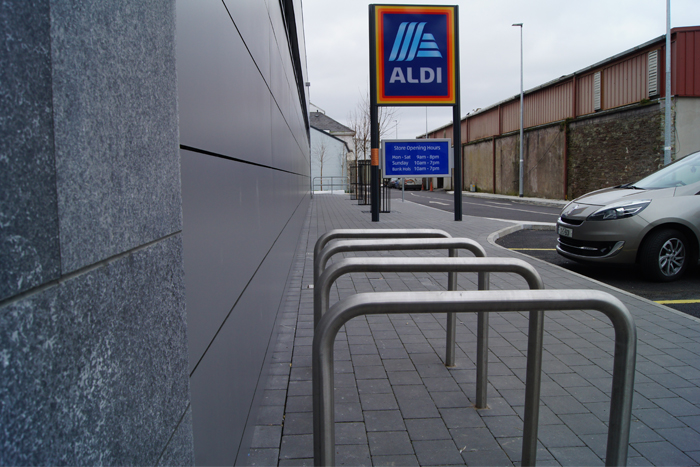 Aldi Youghal, Cork