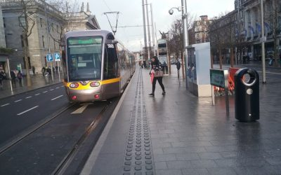 Hartecast specified for the LUAS Cross City Line