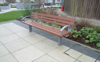 Inclusive street furniture for an Age Friendly environment