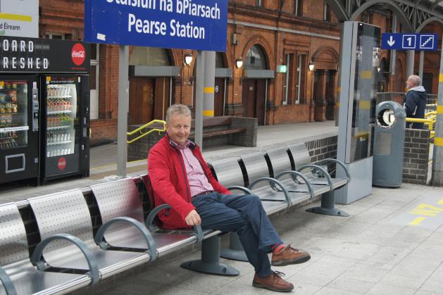 Irish Rail Seats