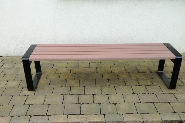 HC2033B 1 Hartecast Bench