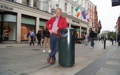Media: Irish street furniture firm sets sights on UK market