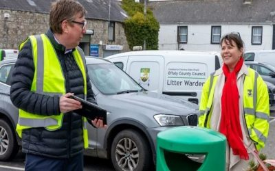 Smart technology enhances services in Edenderry